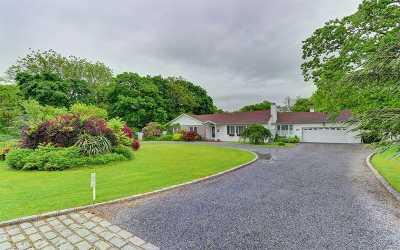 Bayport Single Family Home For Sale: 15 S Gillette Ave