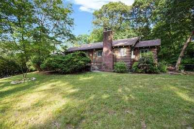 Miller Place Single Family Home For Sale: 41 Pardam Knoll Rd
