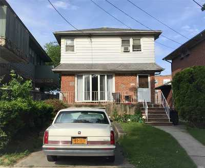 Bayside Single Family Home For Sale: 45-11 Springfield Blvd