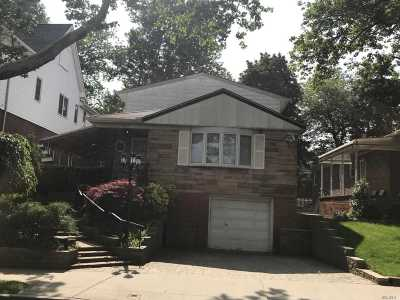 Fresh Meadows Single Family Home For Sale: 67-22 170th St
