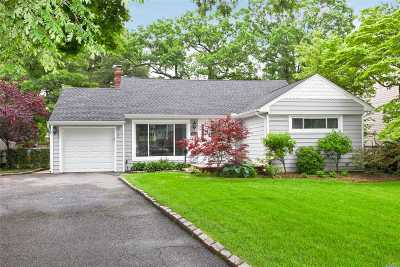 East Meadow Single Family Home For Sale: 1724 Chaladay Ln