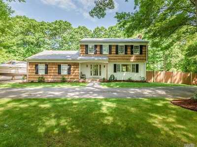 Shoreham Single Family Home For Sale: 77 N Country Rd