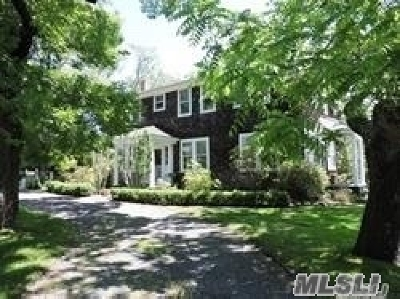 Quogue Single Family Home For Sale: 12 Jessup Ln
