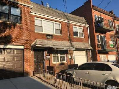 Flushing Multi Family Home For Sale: 921 129th St