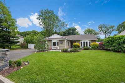 Smithtown Single Family Home For Sale: 32 Hurtin Blvd