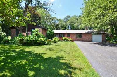 Commack Single Family Home For Sale: 45 Cross Bow Ln