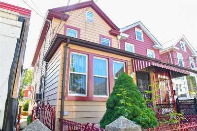 Elmhurst Single Family Home For Sale: 45-16 98th St