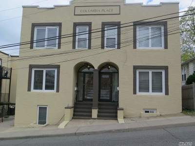 Nassau County Rental For Rent: 1 Columbia Pl #2nd Fl