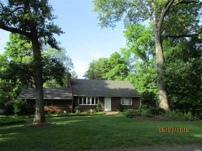 Shoreham Single Family Home For Sale: 1 Harvard Rd