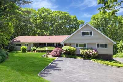 Dix Hills Single Family Home For Sale: 7 Pioneer Ct