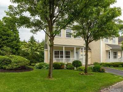 Smithtown Condo/Townhouse For Sale: 33 Paddington Cir