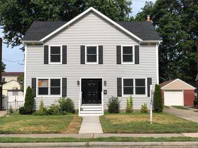 W. Hempstead Single Family Home For Sale: 766 Harrison St