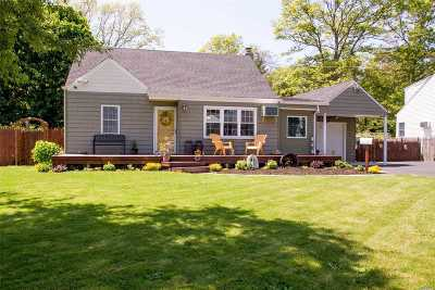 West Islip NY Single Family Home For Sale: $420,000