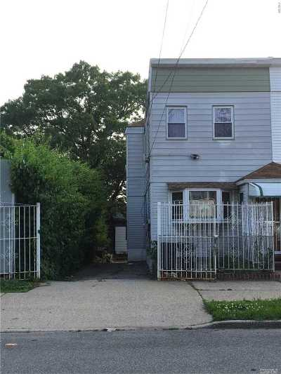Jamaica Single Family Home For Sale: 114-42 165th St