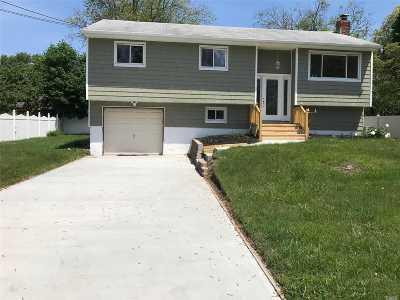 central Islip Single Family Home For Sale: 51 Juniper St