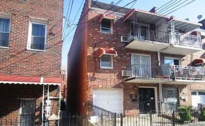 Corona Multi Family Home For Sale: 108-51 48th Ave