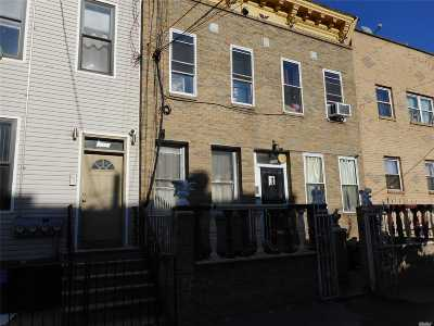 Ridgewood Multi Family Home For Sale: 11-05 Irving Ave
