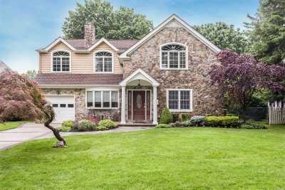 Garden City Single Family Home For Sale: 61 Transverse Rd
