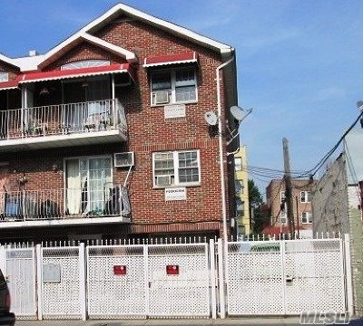 Corona Multi Family Home For Sale: 33-45 103rd St