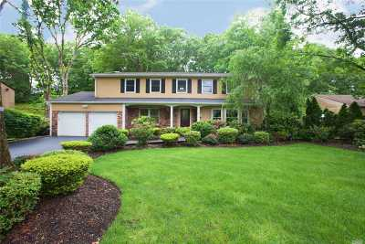 Smithtown Single Family Home For Sale: 12 Burham Dr