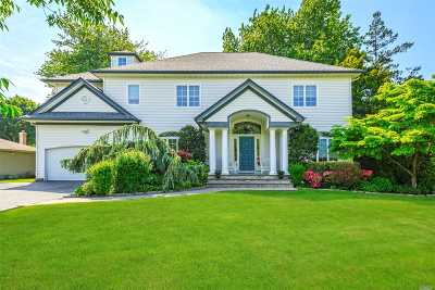 Syosset Single Family Home For Sale: 16 Wilshire Dr