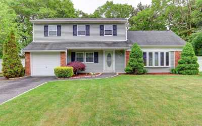 Coram Single Family Home For Sale: 31 Summercress Ln