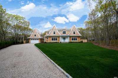 East Hampton Single Family Home For Sale: 27 Surrey Ct