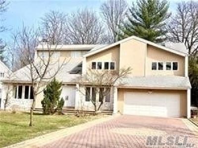 Roslyn Single Family Home For Sale: 10 Bonnie Lynn Ct