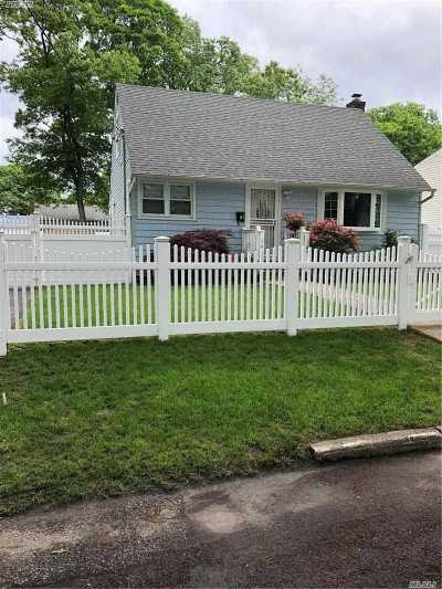 Wyandanch Single Family Home For Sale: 199 State Ave