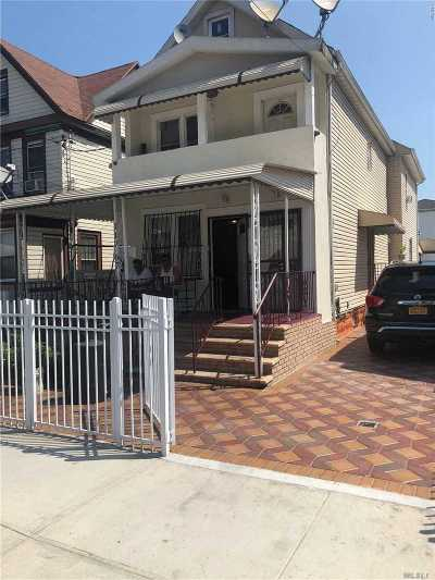 Jamaica Multi Family Home For Sale: 117-57 142nd St