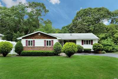 Hauppauge NY Single Family Home For Sale: $459,000