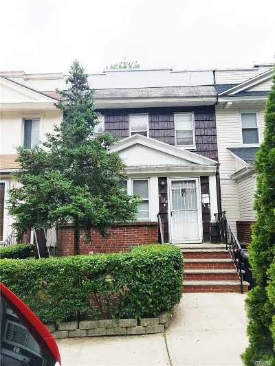 Woodhaven Single Family Home For Sale: 91-28 Park Ln