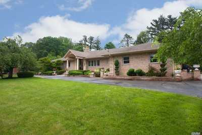 Old Westbury Single Family Home For Sale: 5 Haddington Dr