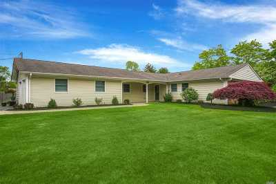 Stony Brook Single Family Home For Sale: 50 Hopewell Dr