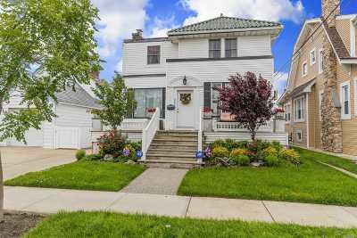 Long Beach NY Single Family Home For Sale: $798,000
