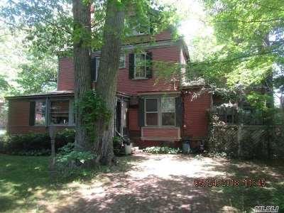 Roslyn Single Family Home For Sale: 204 Warner Ave