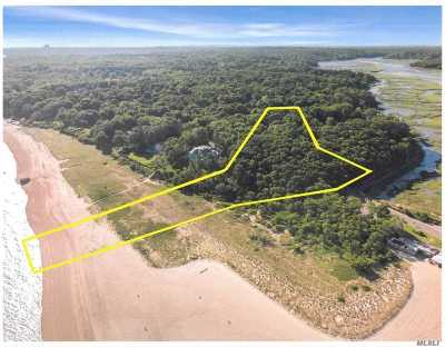 Nissequogue Residential Lots & Land For Sale: Lot 1 Short Beach Rd