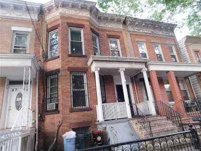 Woodhaven Multi Family Home For Sale: 87-37 86th Street