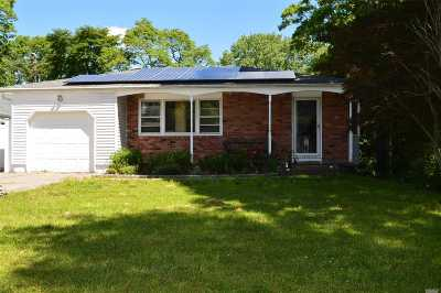 Farmingville Single Family Home For Sale: 27 Birch Ave