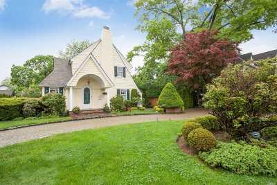 Rockville Centre Single Family Home For Sale: 225 Hamilton Rd
