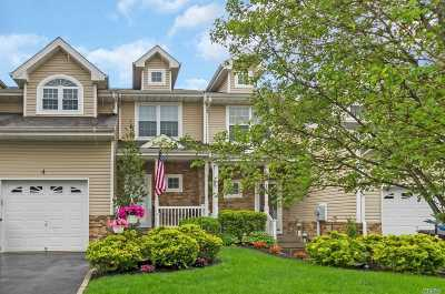 Patchogue Condo/Townhouse For Sale: 4 Terrace Ln
