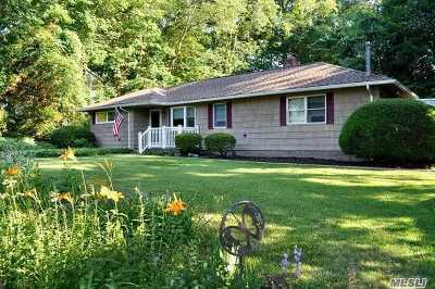 Miller Place Single Family Home For Sale: 4 Dogwood Ln
