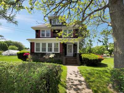 West Islip Single Family Home For Sale: 64 Udall Rd