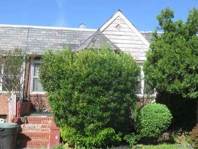 Jamaica Single Family Home For Sale: 116-38 168th St