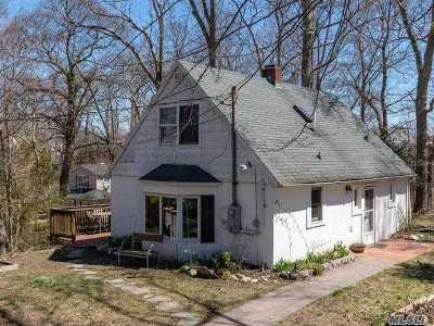 Stony Brook Single Family Home For Sale: 5 1/2 Locust Ave