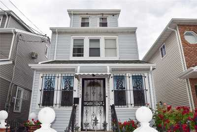 Jamaica Single Family Home For Sale: 169-08 107th Ave