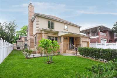 Forest Hills Single Family Home For Sale: 110-16 67th Rd