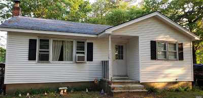 Manorville Single Family Home For Sale: 288 South St