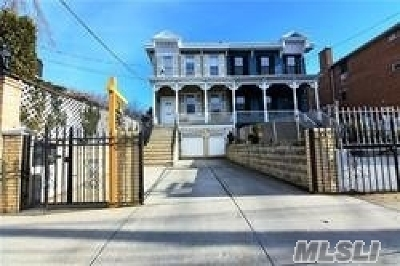 Long Island City Single Family Home For Sale: 26-15 12th St