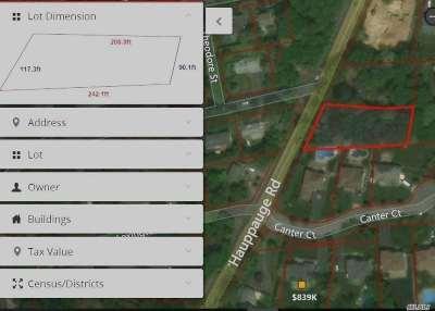 Smithtown Residential Lots & Land For Sale: Adj 193 Rte 111